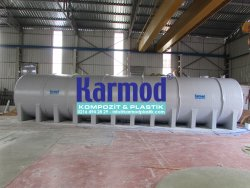 Karmod 100 Ton Özel Üretim Su Tankı 0216 494 28 29
