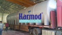 Karmod 100 Ton Su Tankları 0216 494 28 29