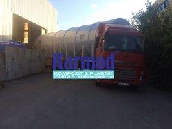 Karmod 100 Ton Su Tankıları
