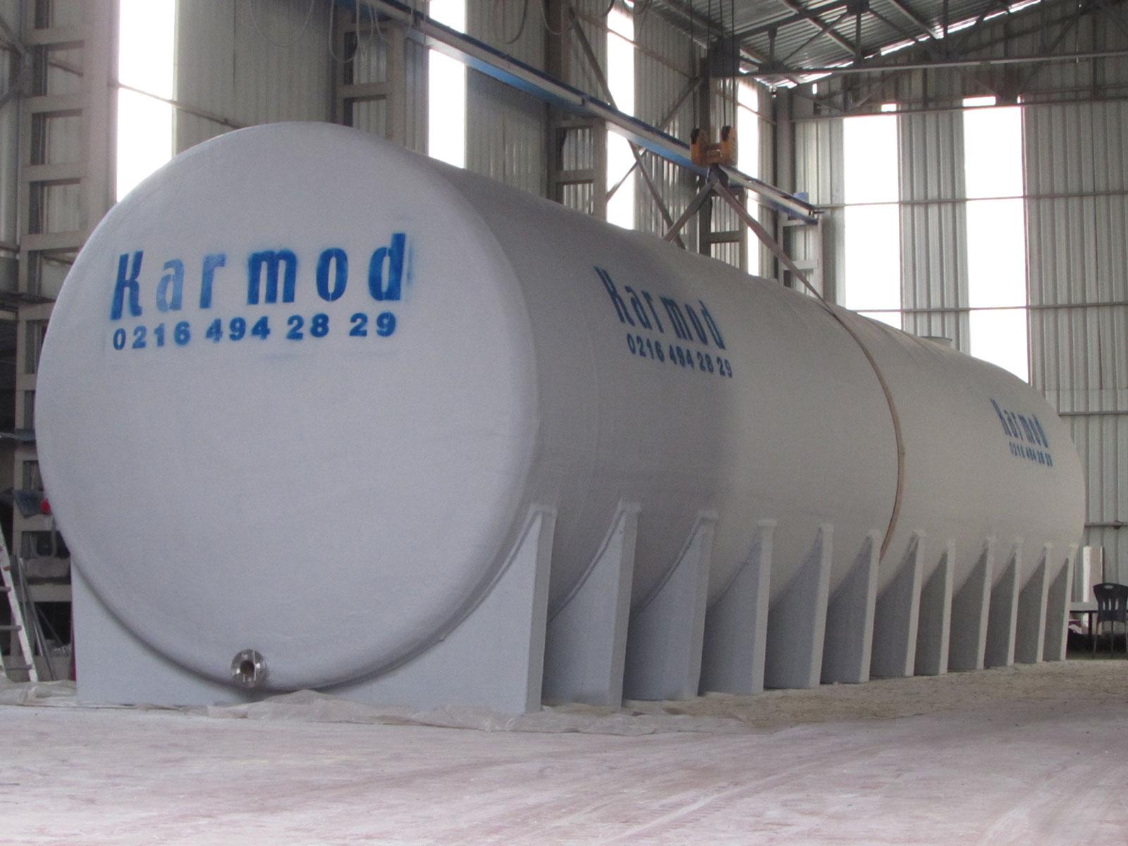 Karmod 100 Ton Depolar 0216 494 28 29