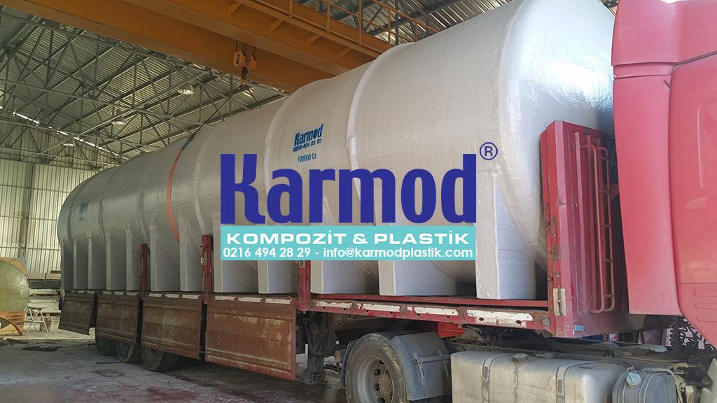 Karmod 100 Ton Su Depo 0216 494 28 29