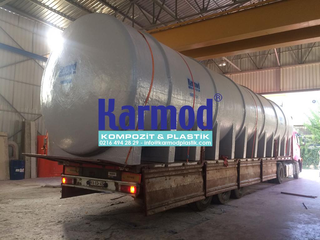 Karmod 100 Ton Toprak Altı Su Tankı 0216 494 28 29