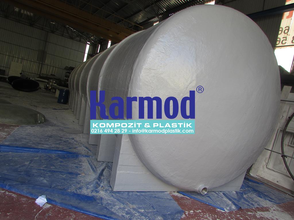 Özel Üretim 100 Ton Su Deposu Karmod 0216 494 28 29