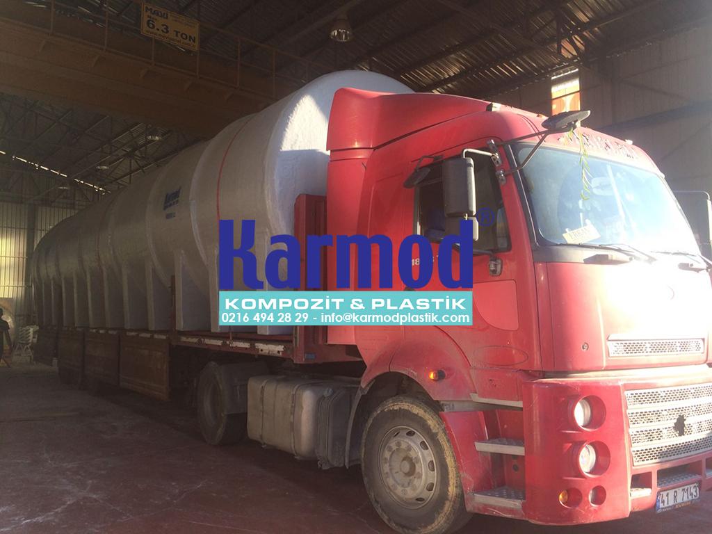 Özel Üretim Karmod 100 Ton SU Tankı 0216 494 28 29
