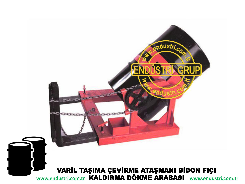 varil taşıma arabası varil devirme kaldırma boşaltma elleçleme paletleme yerleştirme dökme ataşmanı fiyatı (12)