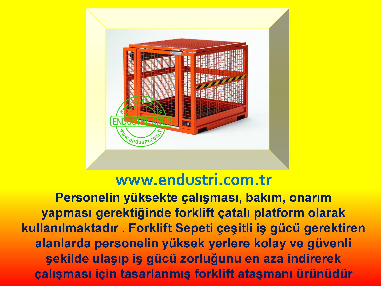 forklift adam tasima sepeti ilkyardim platformu fiyati personel kaldirma guvenlik sepetleri imalati (22)