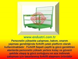 forklift adam tasima sepeti ilkyardim platformu fiyati personel kaldirma guvenlik sepetleri imalati (29)