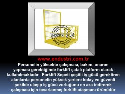 forklift personel tasima sepeti kaldirma ilkyardim bakim tamir sepetleri personel platformu imalati fiyati (1)