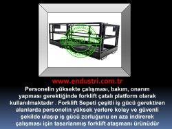 forklift personel tasima sepeti kaldirma ilkyardim bakim tamir sepetleri personel platformu imalati fiyati (2)