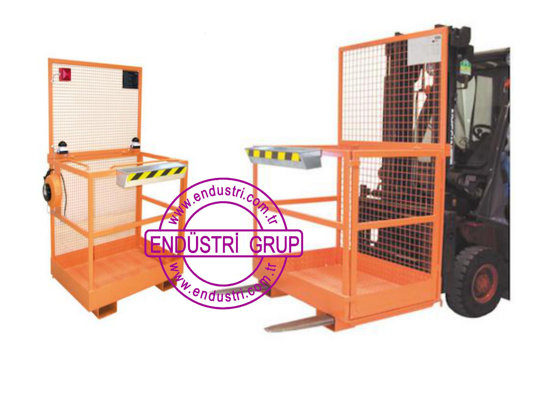 forklift insan tasima sepeti personel kaldirma platformu tamir bakim sepetleri imalati fiyati (16)