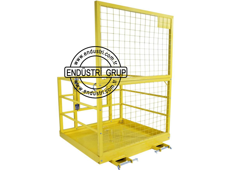 forklift insan tasima sepeti personel kaldirma platformu tamir bakim sepetleri imalati fiyati (25)