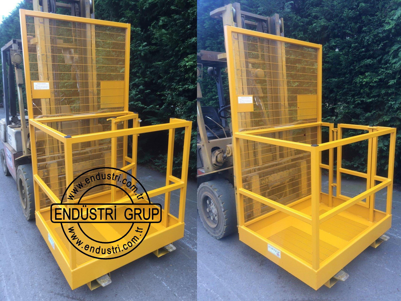 forklift insan tasima sepeti personel kaldirma platformu tamir bakim sepetleri imalati fiyati (29)