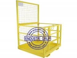 forklift insan tasima sepeti personel kaldirma platformu tamir bakim sepetleri imalati fiyati (2)