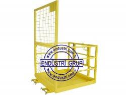 forklift insan tasima sepeti personel kaldirma platformu tamir bakim sepetleri imalati fiyati (4)