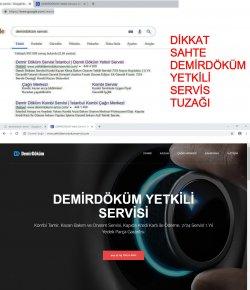 Sahte- Demirdokum-444 42 09-Yetkili-Servisi